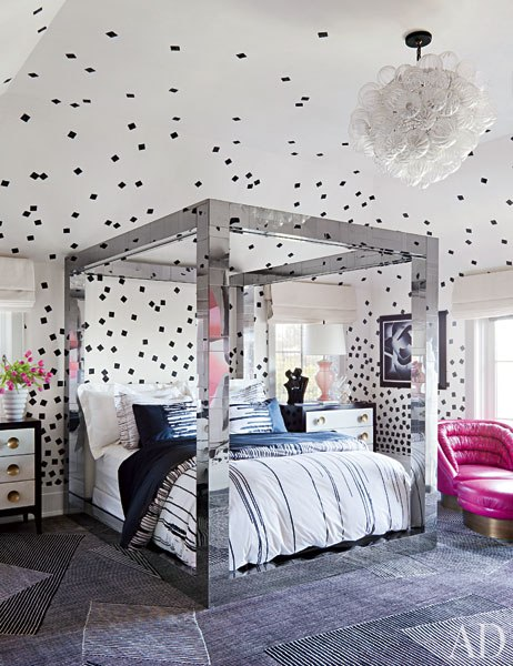 Kelly Wearstler Bedroom